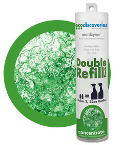 Moldzyme (2) 2oz Concentrate Refill Pack